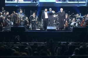 Concierto de Plácido Domingo