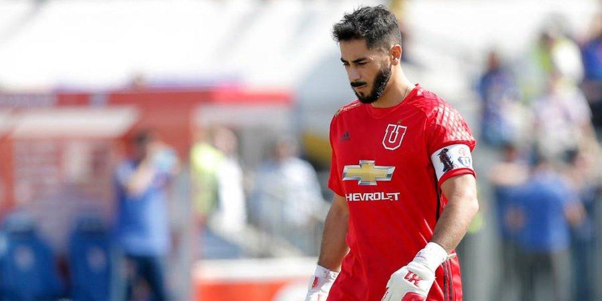 """Herrera no jugará contra la UC: """"Es hora de tomar decisiones por el bien del club"""""""