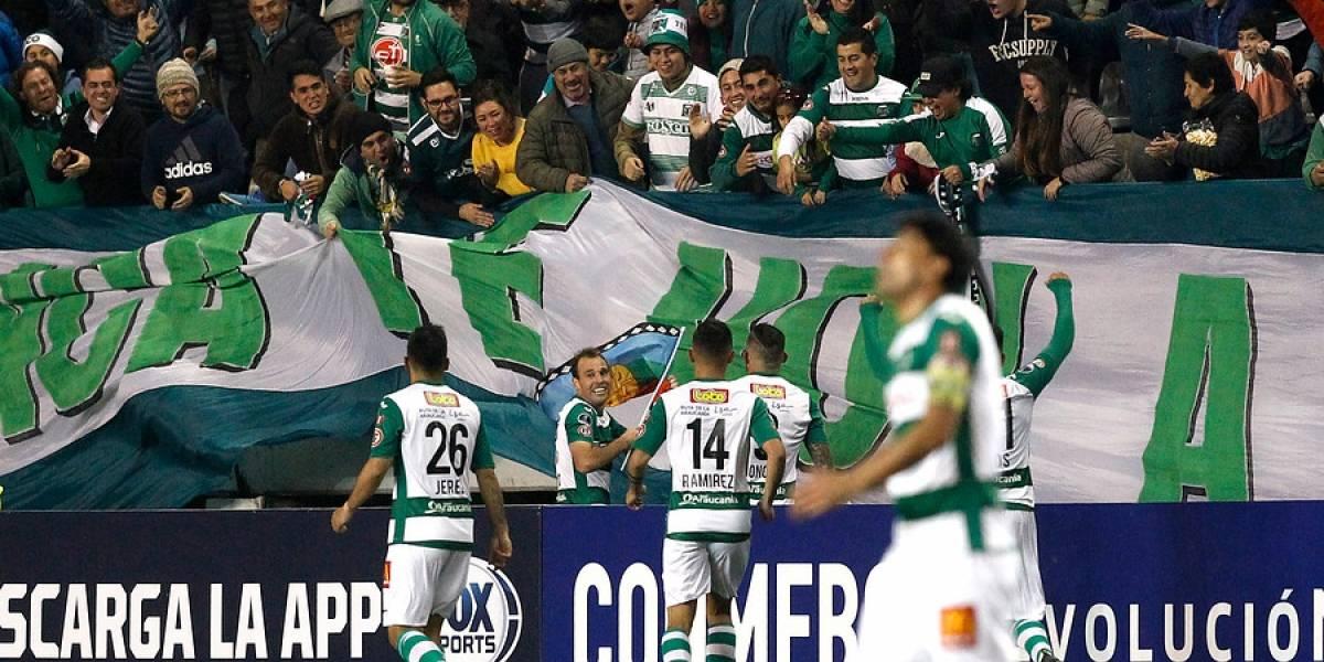 Así vivimos la histórica clasificación de Deportes Temuco a la segunda fase de la Copa Sudamericana