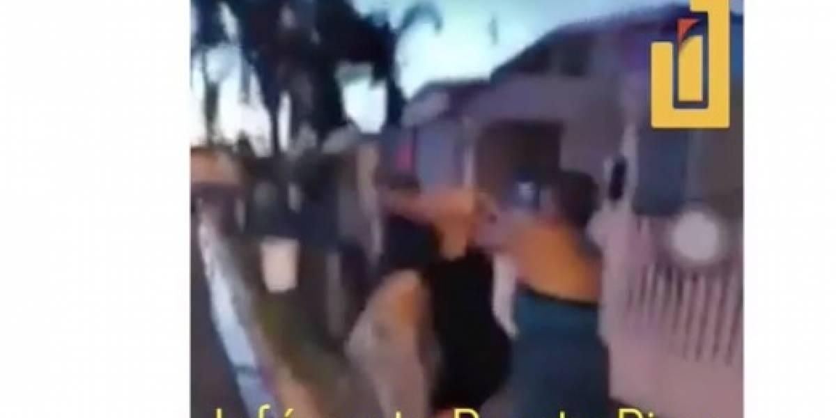 Otra pelea de mujeres se vuelve viral