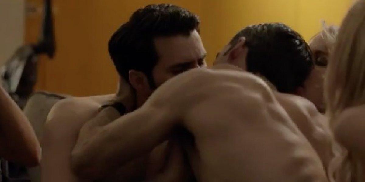 Esta escena gay levanta polémica en estreno de El señor de los cielos 6