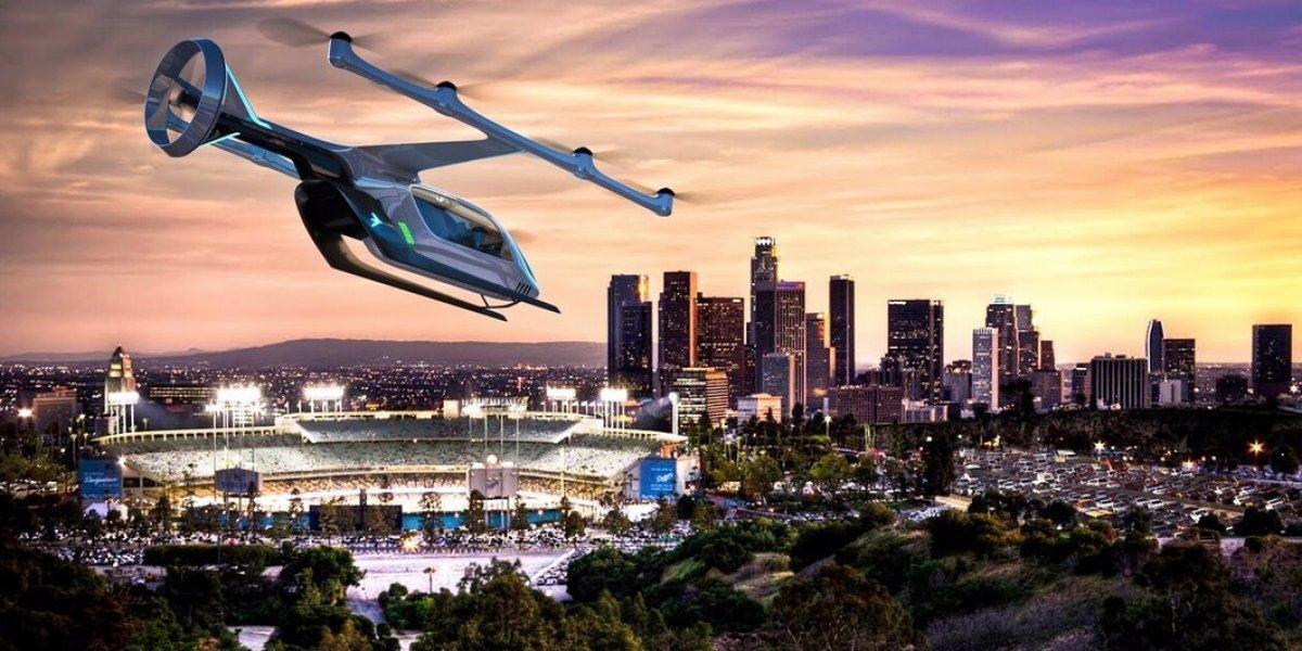 Uber presenta conceptos de aeronaves en encuentro anual de Elevate