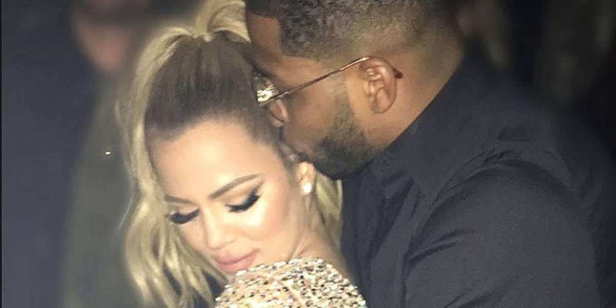 Khloé Kardashian confirma que su relación con Tristan está mejor que nunca con esta foto