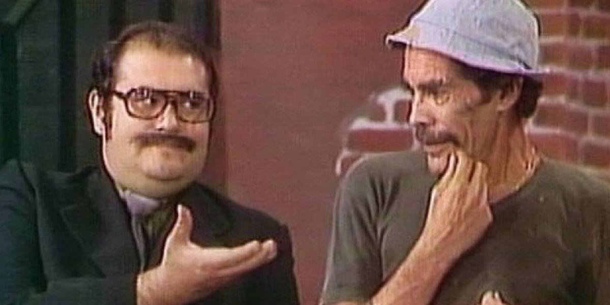 Chaves: Filho do ator que interpretou Seu Madruga conta que ele devia aluguel também na vida real
