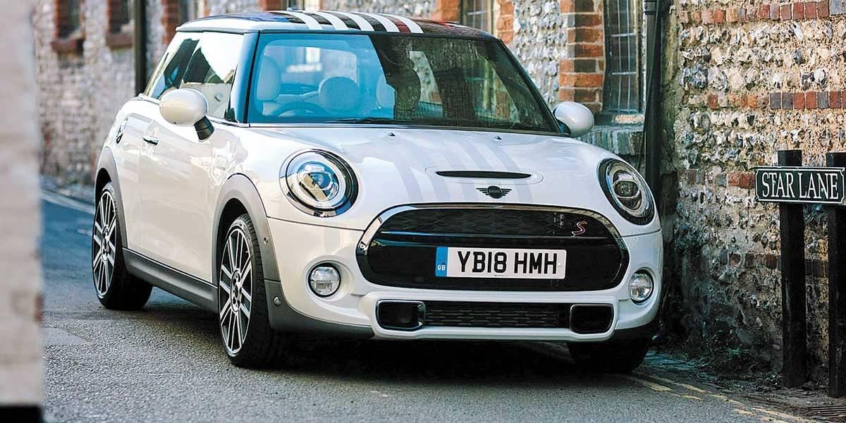 Reino Unido: Mini cria modelo de carro para o casal Harry e Meghan Markle