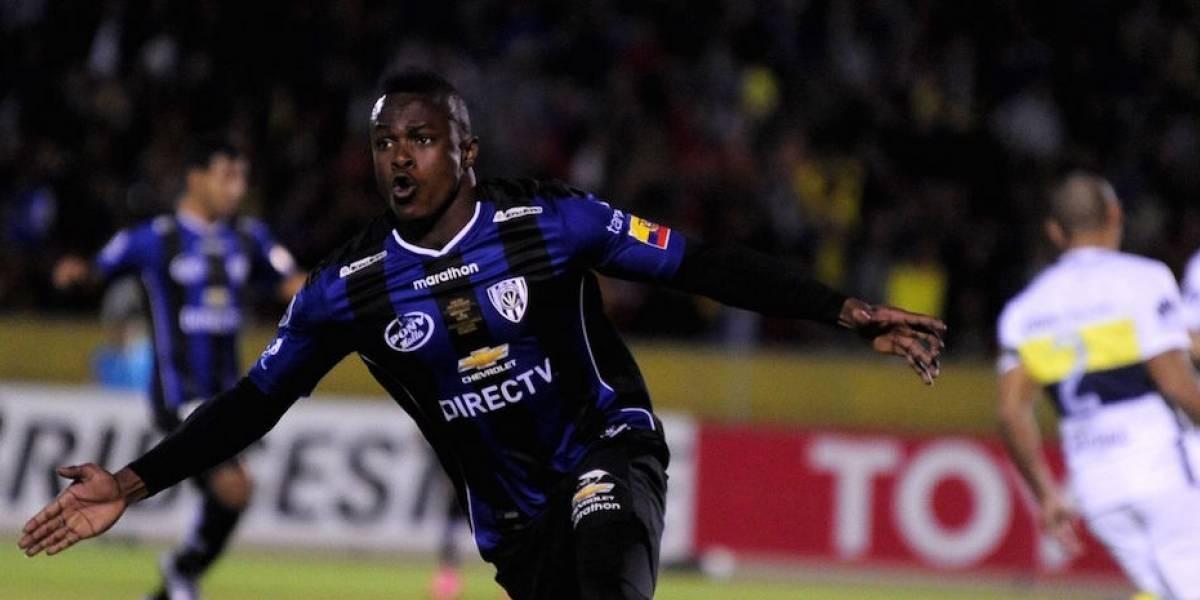 Futbolista José 'Tin' Angulo en prisión preventiva tras escándalo público en Quito