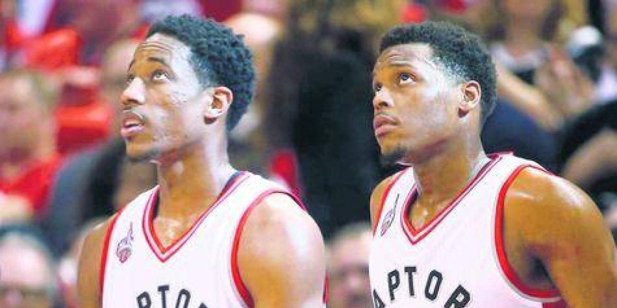 El lamento del año perdido de los Raptors de Toronto