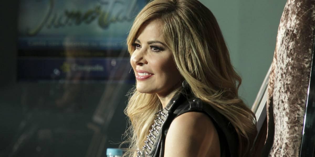 Confirmado: Gloria Trevi entrará al Salón de la Fama de los Compositores Latinos
