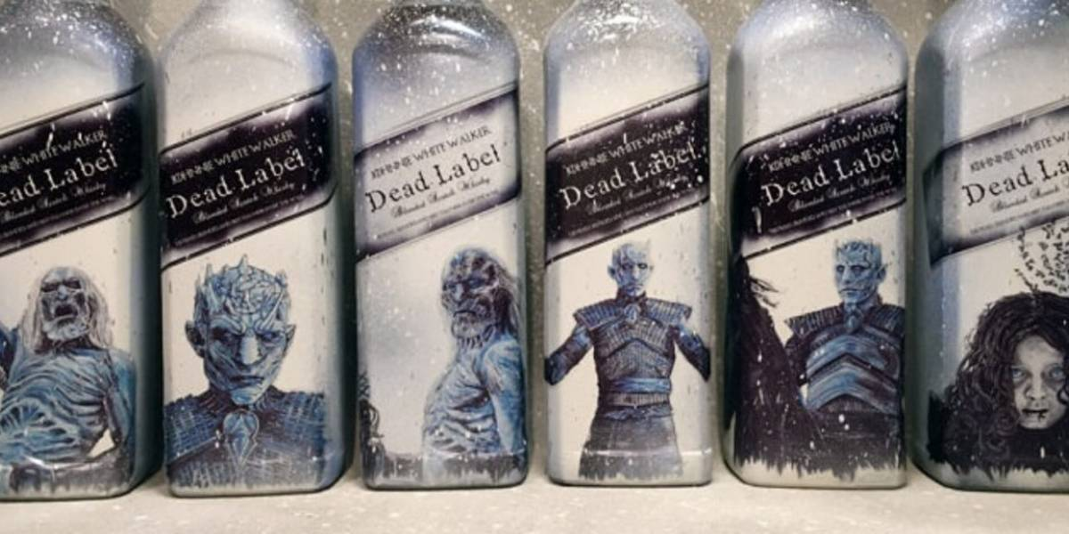 Johnnie Walker lanza whisky versión Game of Thrones