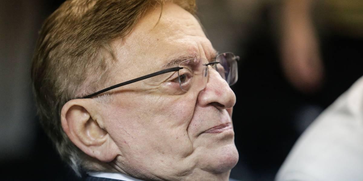 Ex-presidente do Grêmio Fábio Koff morre aos 86 anos