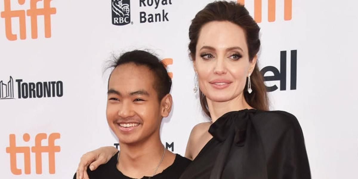 Maddox, filho mais velho de Angelina Jolie e Brad Pitt, pede para morar com o pai