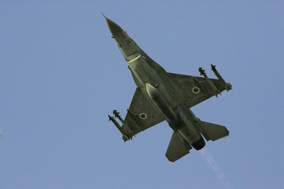 F-16 Israel
