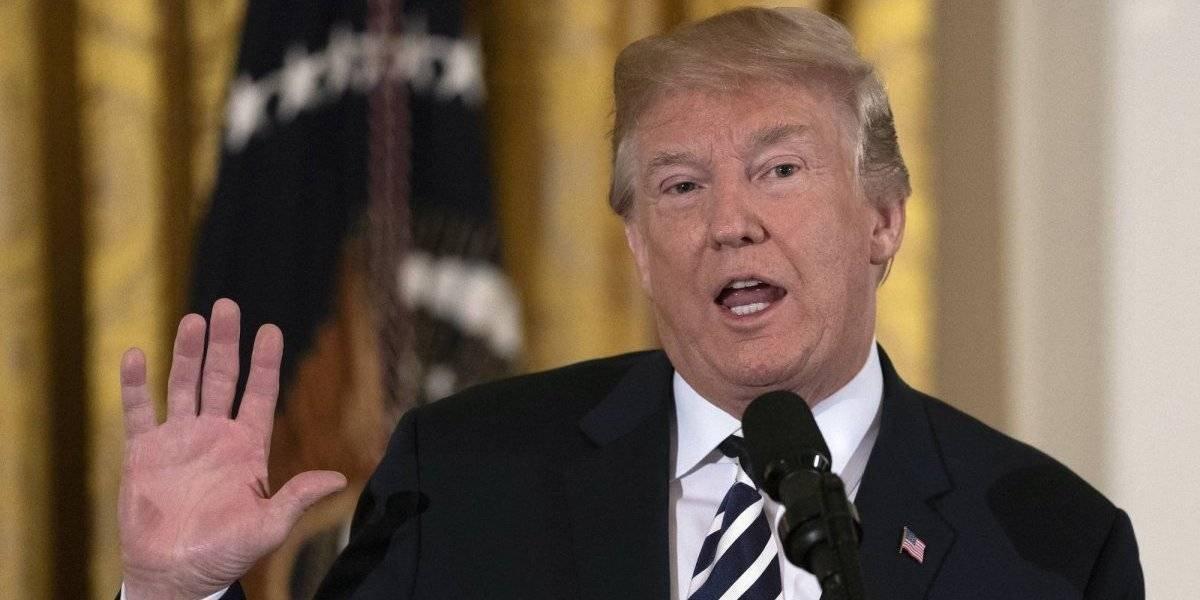 """Trump dice abogará por la """"paz mundial"""""""
