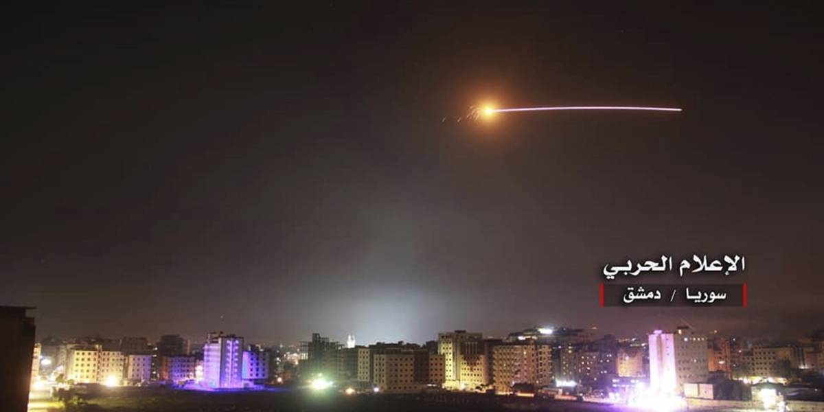 Tensa calma en norte de Israel tras escalada de violencia con Irán en Siria
