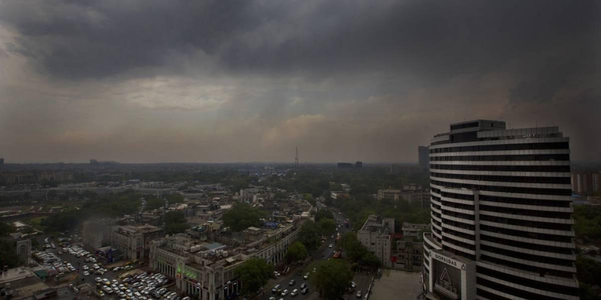 Nueva tormenta de polvo y lluvia sacude a la India: fenómeno deja 11 muertos y más de 20 heridos