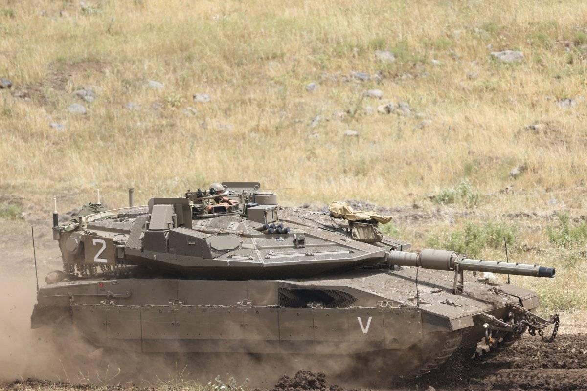 tanque Israel