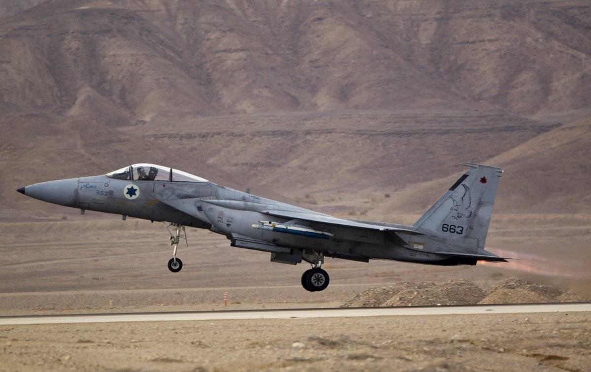 F-15 Israel
