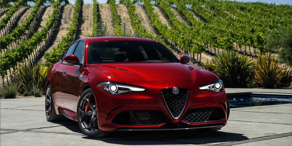 Alfa Romeo destaca promoción con su modelo Giulia