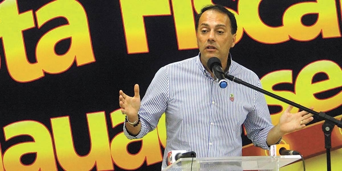Polícia Federal confirma a prisão do prefeito de Mauá