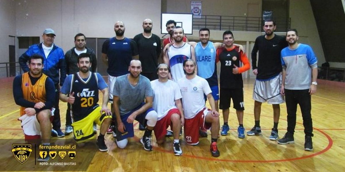 La nueva apuesta de Fernández Vial: ahora llega al profesionalismo en el básquetbol