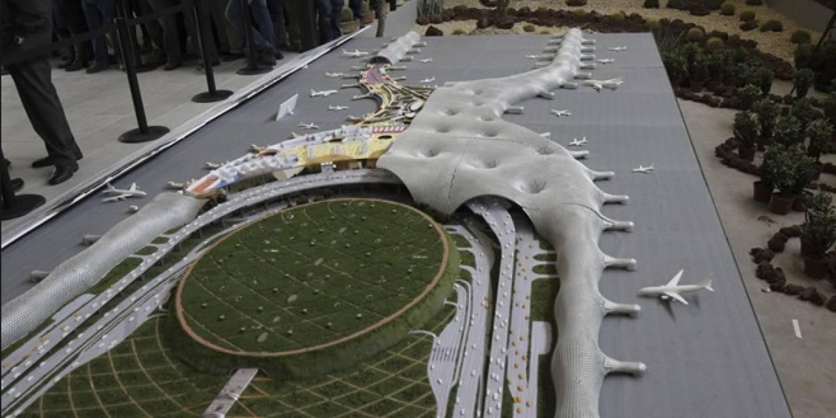 Aplazan decisión sobre el nuevo aeropuerto hasta diciembre
