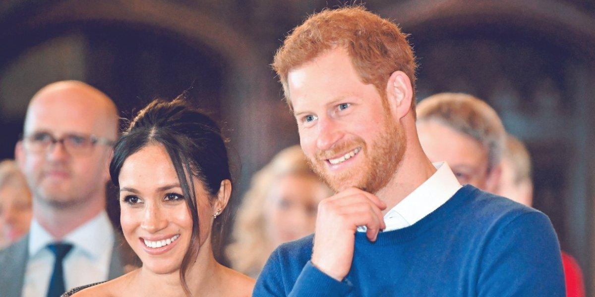 """Canal 13 hace fuerte apuesta por la """"boda real""""  de Harry"""