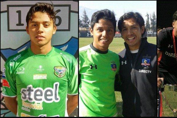 Tras jugar en Villarreal y Colo Colo, Nazareno espera encontrar regularidad en Trasandino / Crédito: Prensa Trasandino y Colo Colo