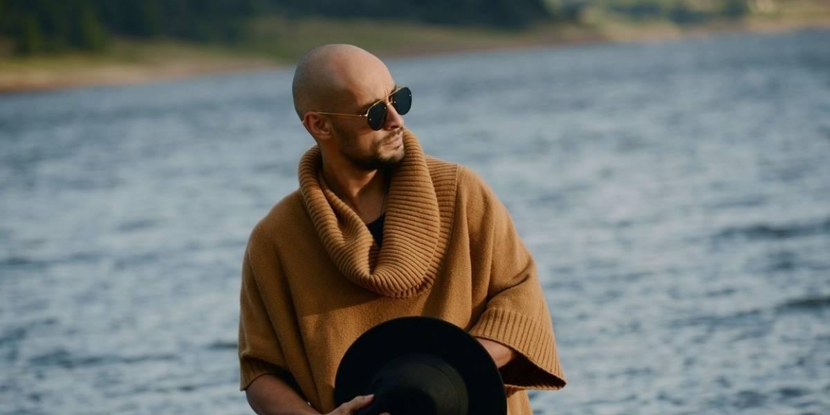 """""""Quiero que mi música transmita tranquilidad"""": García"""
