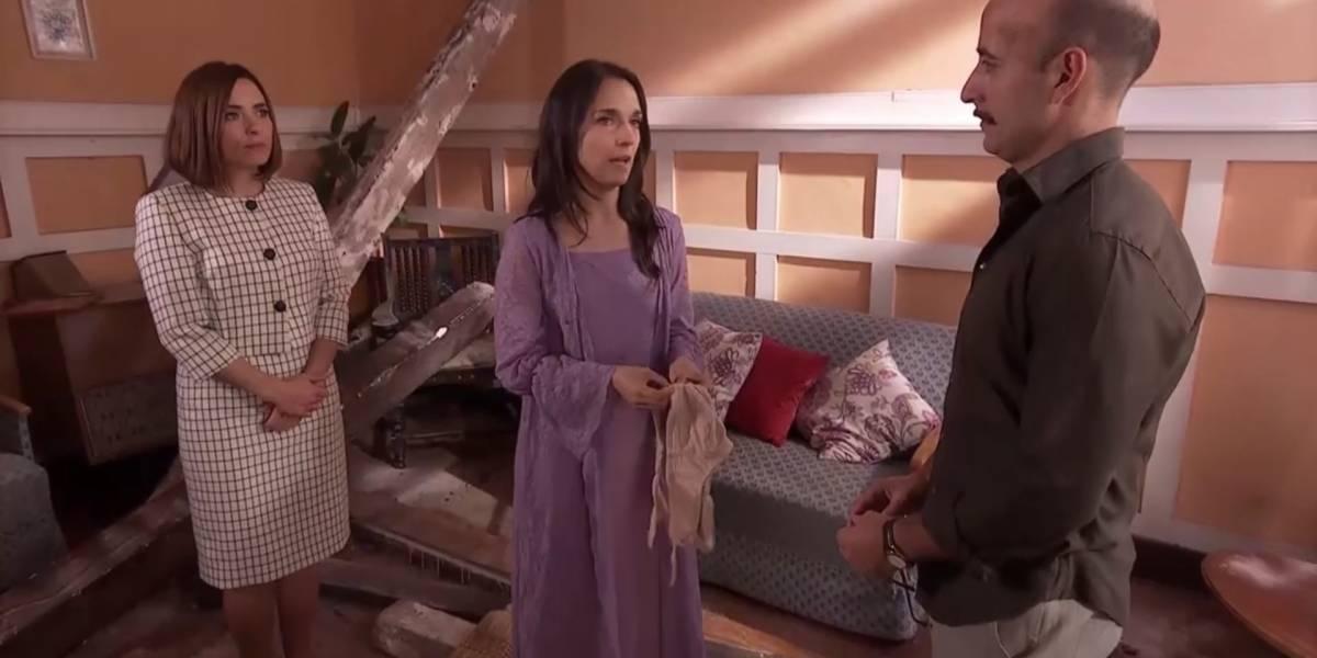 """""""Perdona nuestros pecados"""": El error en la escena de Bárbara y Mercedes que casi pasó desapercibido"""