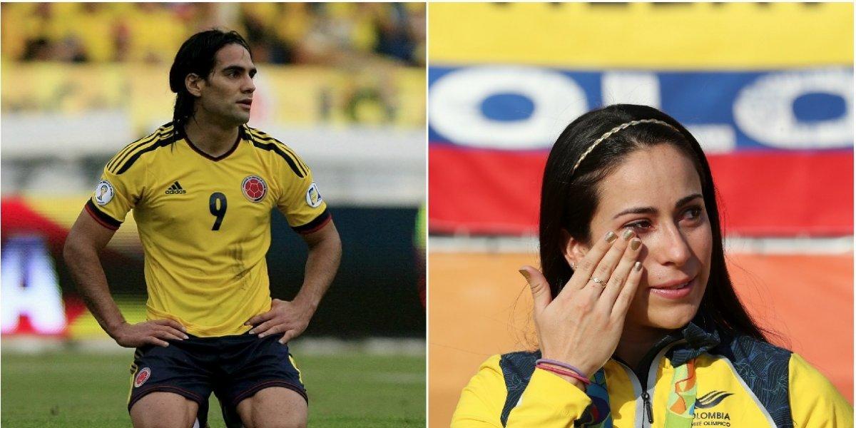 Cinco lesiones que golpearon duro al deporte colombiano