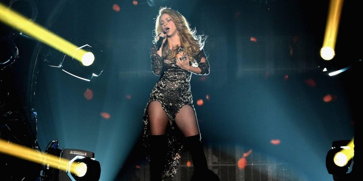 Se filtran fotos de Shakira tomando el sol en diminuto bikini
