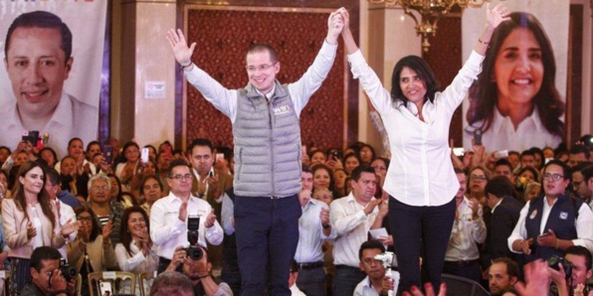 Mi gobierno será el que más mujeres tenga al frente: Ricardo Anaya
