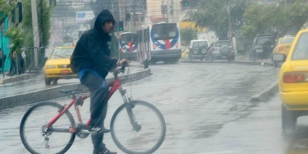 Inamhi: Lluvia y niebla para la noche de este 10 de mayo en Quito