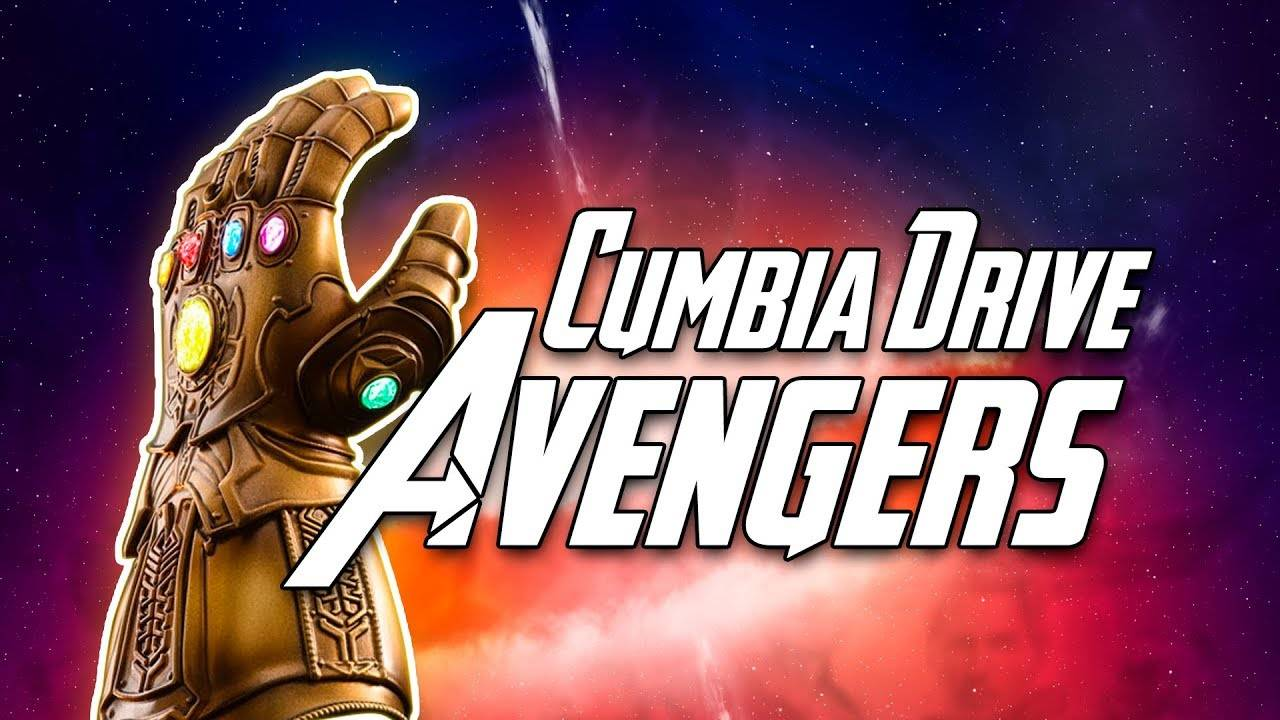 Cumbia Avengers