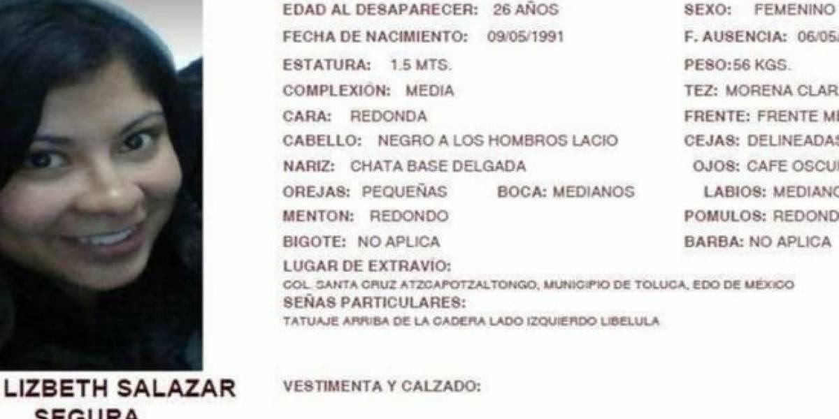 Hallan sin vida a estudiante de la UAEM desaparecida en Toluca