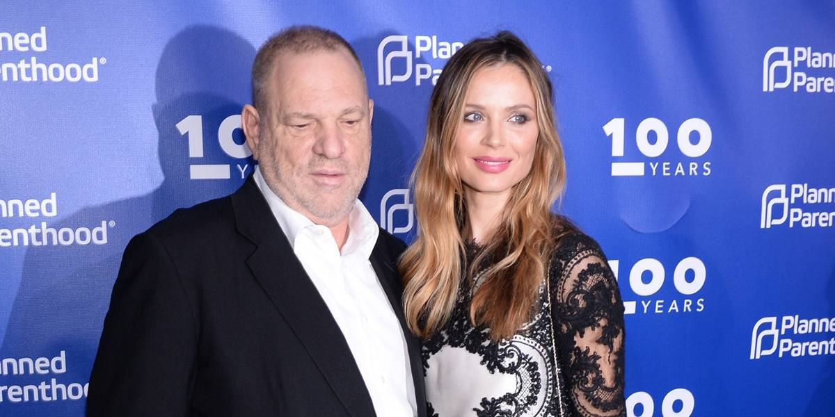 'Não sabia de nada', diz ex-mulher de Weinstein sobre abusos