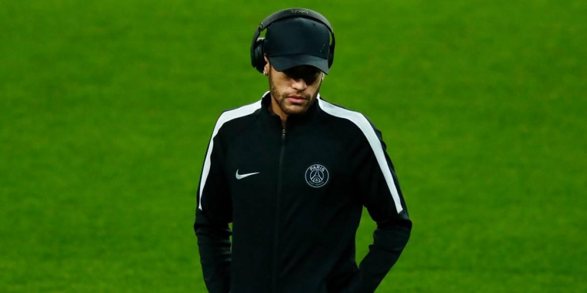 Neymar volvería a provocar otro terremoto en el fútbol europeo: Busca salir del PSG