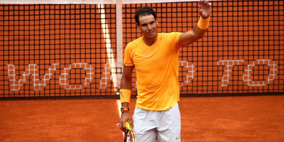 El invencible Nadal bate un récord mundial tras nuevo triunfo en la arcilla de Madrid