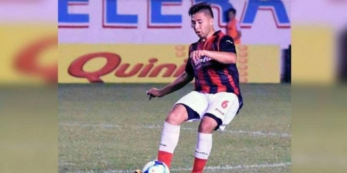 Detuvieron a futbolista investigado por violar y matar a su hijastro