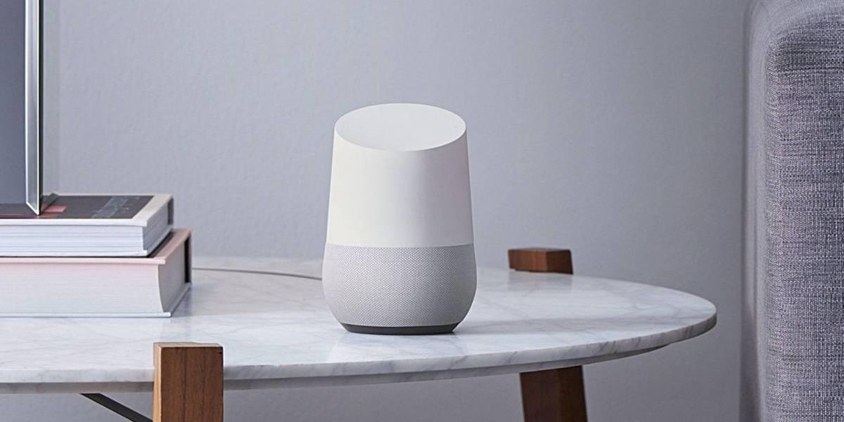 Google Home y Home Mini llegarán a México en este 2018