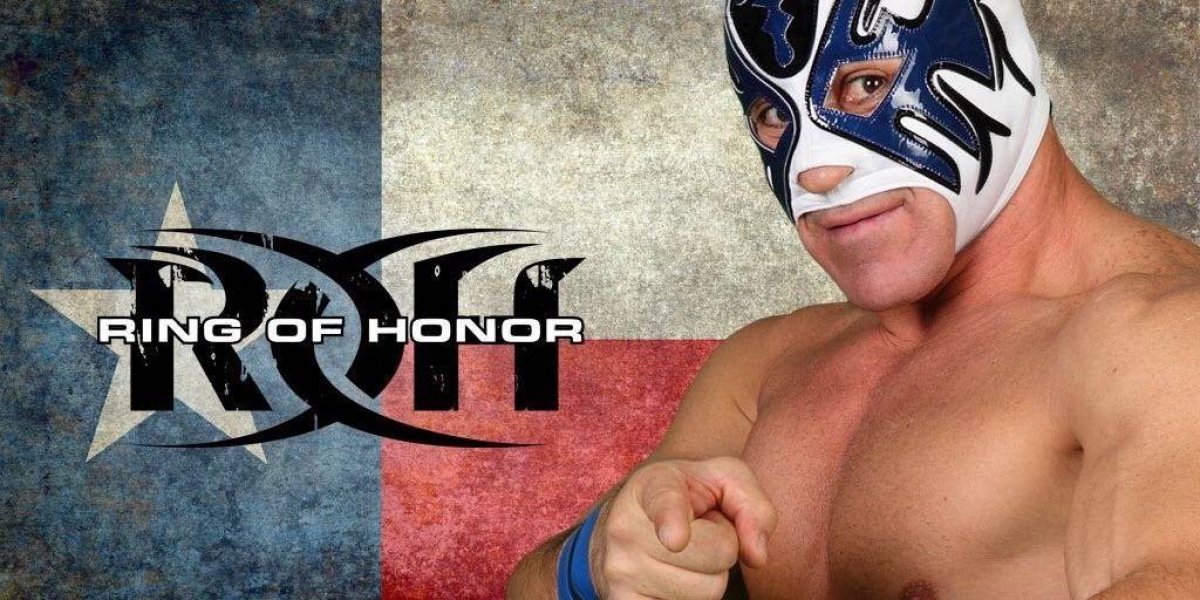 Atlantis, Último Guerrero y Titán se presentarán en Ring of Honor