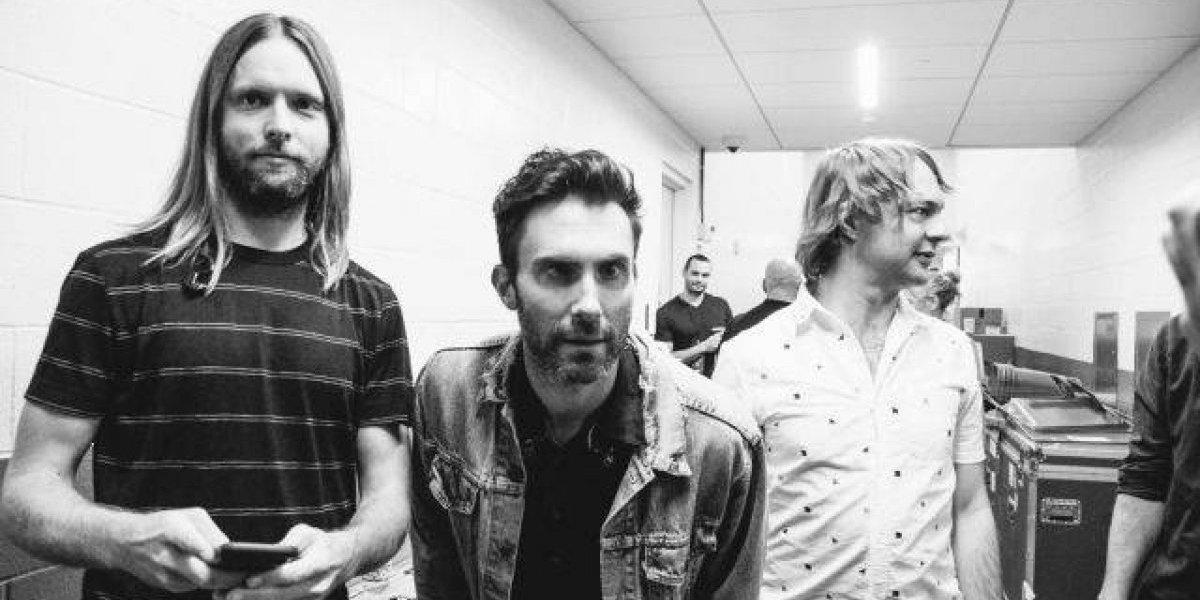 Maroon 5 estrenará escenario en Guadalajara