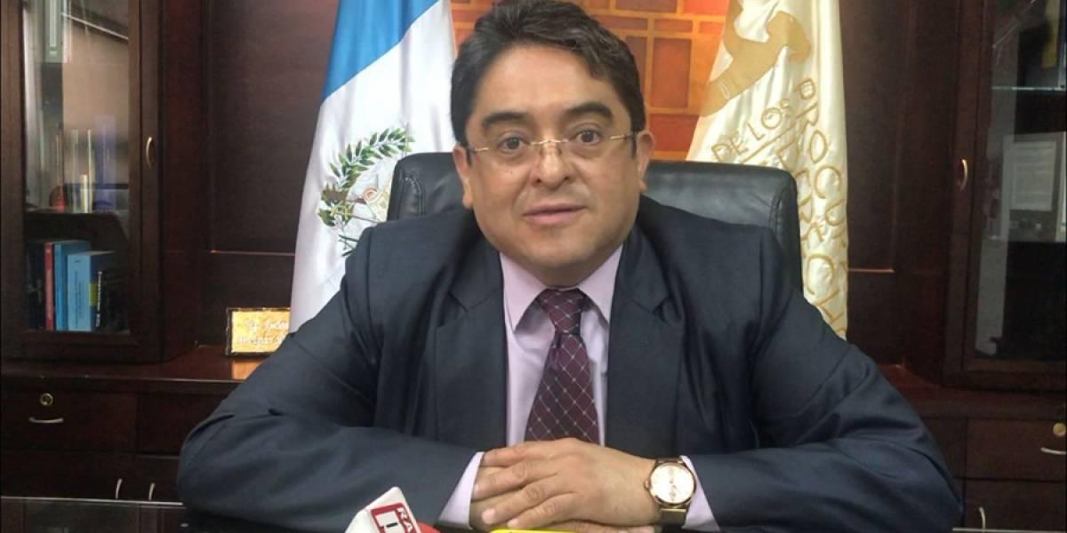 PDH abre expediente de oficio por los posibles hechos de espionaje del Gobierno