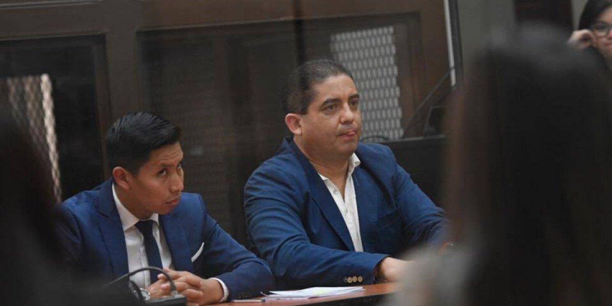 Monzón denuncia ante juzgado preocupaciones por su seguridad