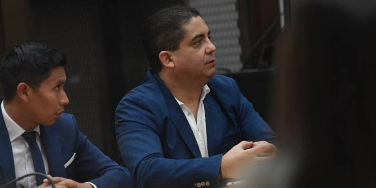 Juan Carlos Monzón expone ante juez preocupaciones por su seguridad