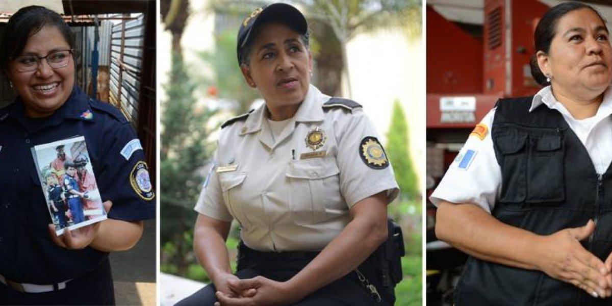 Madres que arriesgan la vida mientras sirven a la comunidad