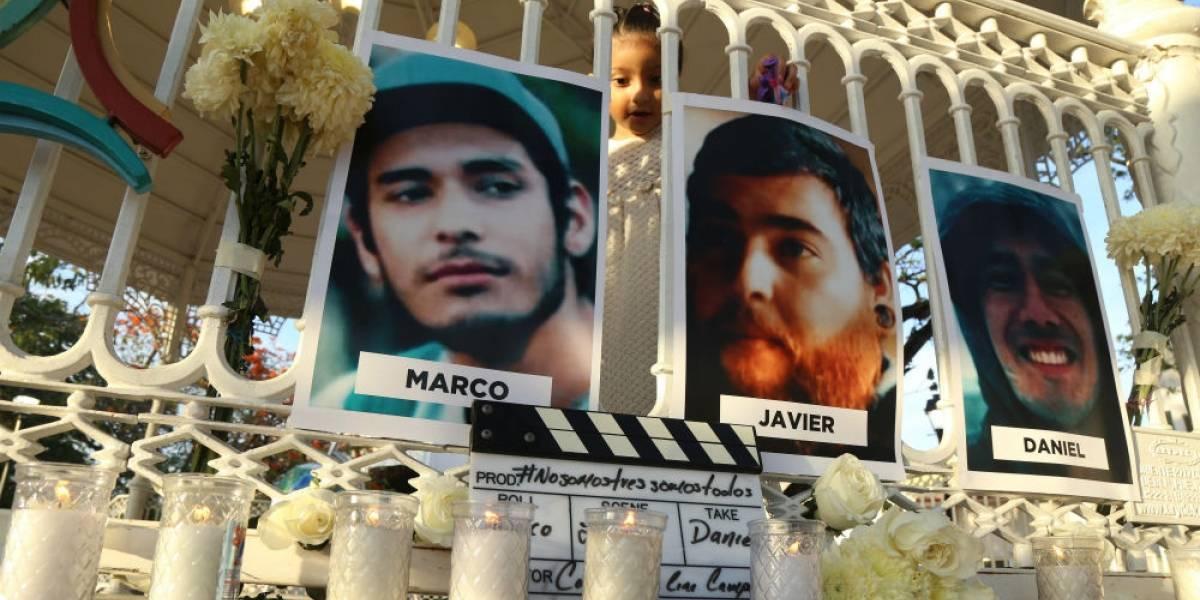 Implicado en asesinato de estudiantes de cine cayó por extorsión en Edomex