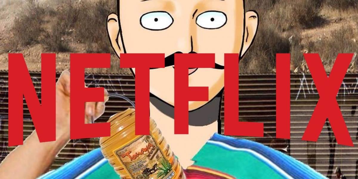 Seis Manos es el primer anime de Netflix que sucede en México