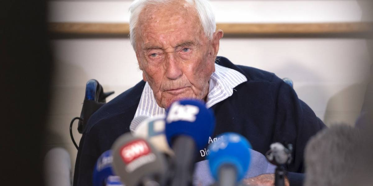 Murió David Goodall, el australiano que viajó a Suiza para someterse a una eutanasia