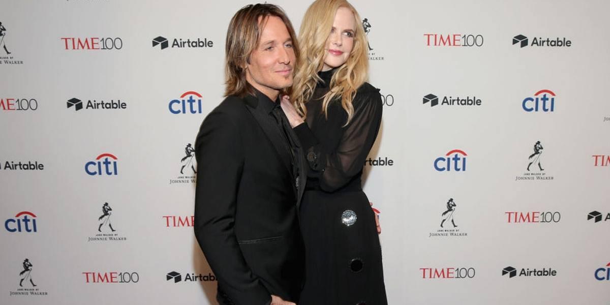 Keith Urban conta detalhes da vida sexual com Nicole Kidman em nova música